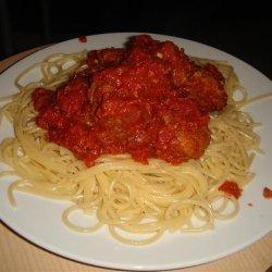 The Ultimate Spaghetti and Meatballs Recipe recipe