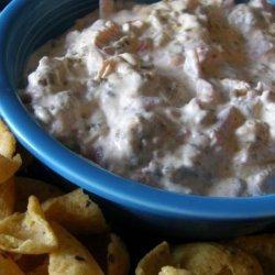 Sausage and Cream Cheese Dip Aka  brads Dip  recipe
