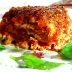 Hurry up Lasagna recipe