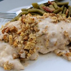Lady and Sons' Chicken in Wine Sauce recipe