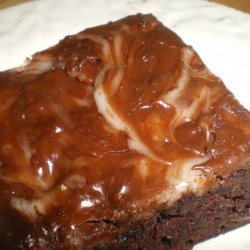 Junior Mint Brownies recipe