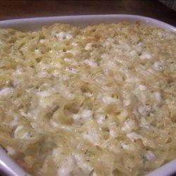 Noodle Casserole recipe