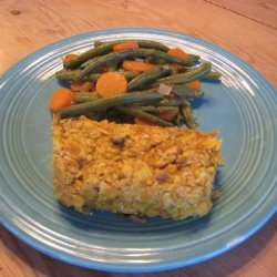 Asian Lentil Loaf recipe