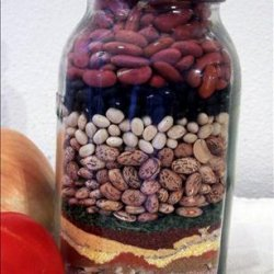 Painted Desert Chili Mix in a Jar recipe
