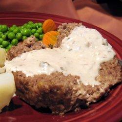 Meatloaf & Gravy recipe