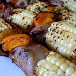 Pork Loin With Maple Mustard Glaze recipe