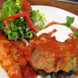 World's Greatest Chile Relleno (Made Easy) recipe