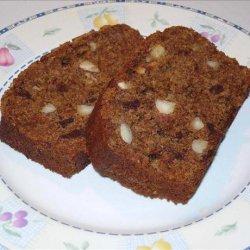 Date Walnut Loaf recipe