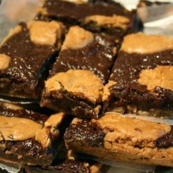 Chocolate Marshmallow Bars recipe