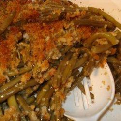 Green Beans Caesar recipe