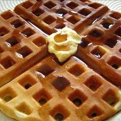 Soft Waffles recipe