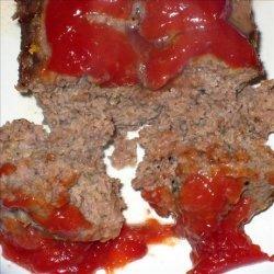 Honey Garlic Meatloaf recipe