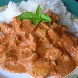 Butter Chicken Curry recipe