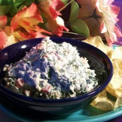 Spinach and Feta Dip recipe