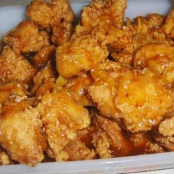 Chinese Style Fried Chicken recipe