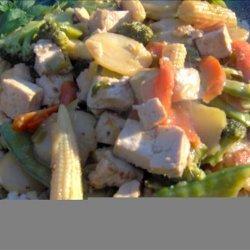 Chinese Buddha's Delight recipe
