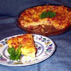 Claire's Pepperoni Pie recipe