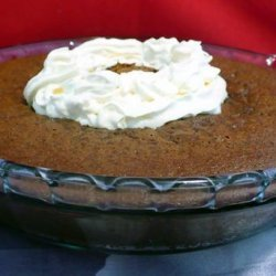 Dot's Quick Shake Ginger Pudding recipe