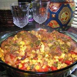 John Ed's Ground Beef Casserole recipe