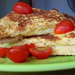 French Toast Cheddar Sandwiches recipe