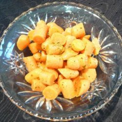Lemon Basil Carrots recipe