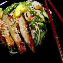 Apricot Teriyaki Pork Chops recipe