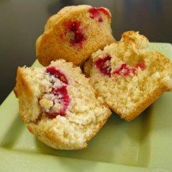 Meyer Lemon and Fresh Cranberry Muffins recipe