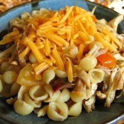 Honey Mustard Pasta Salad recipe