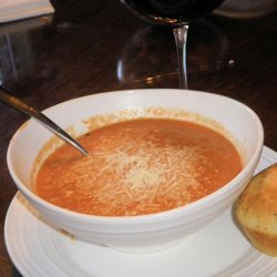 Cream of Roasted Tomato Soup recipe