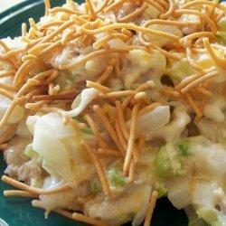 Chicken Salad Bake recipe