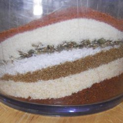 Mexican Rub recipe
