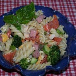 Aunt B's Pasta Salad recipe