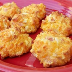 Cheese & Bacon Rounds recipe