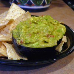 Guacamole Chunky Easy to Please from Penny recipe