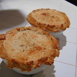Country Chicken Pot Pie recipe