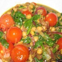Chickpea Stew recipe
