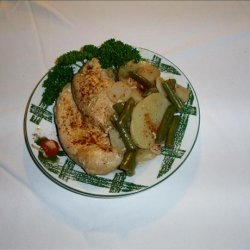 Chicken and Vegetable Bake recipe