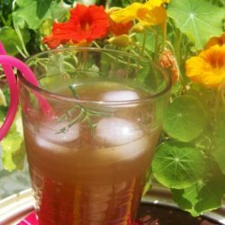 Iced Louisiana Apricot Tea recipe