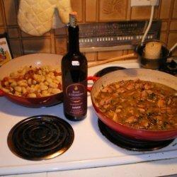 Montalcino Chicken With Figs - Rachael Ray recipe