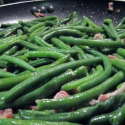 Those  Fancy Schmancy  Green Beans recipe