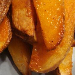 Buffalo Potato Wedges recipe