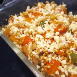 Barley, Turkey and Butternut Squash Casserole recipe
