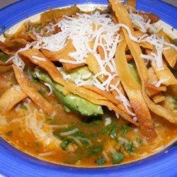 Chicken Tortilla Soup (Similar to Houston's) recipe