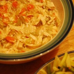 Crock Pot Smothered Chicken and Vegetables recipe