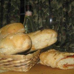 Stuffed Pizza Bread recipe