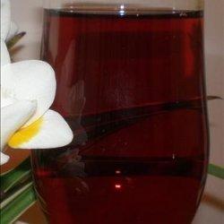 Simple Red Wine Cooler recipe