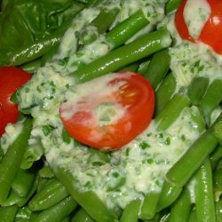 Green Beans & Green Onions recipe