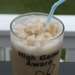 Iced Nutty Irishman Coffee Frappe (Non-Alcoholic and Diabetic) recipe