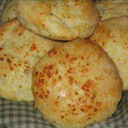 Irish Buttermilk Scones / Cheese & Herb Scones recipe