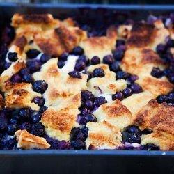 Blueberry Bake recipe